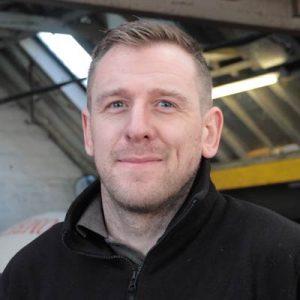 Philip Puttick - Workshop Manager and MOT Tester